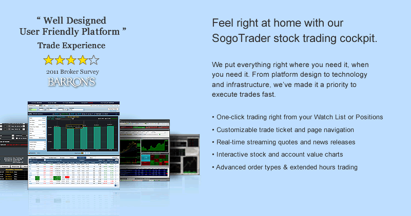 Sogotrade options pricing